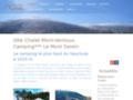 Camping du Mont Serein