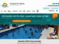 Camping vert gapeau: Village de vacance