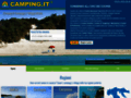 camping italie sur www.camping.it