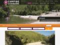Camping La Blaquière, au coeur des Gorges du Tarn
