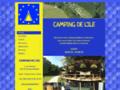Camping de l'Ile Pont les Moulins