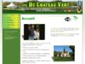 Camping du Château Vert