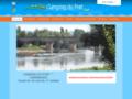 Camping du Port Siorac en Périgord Dordogne Sarlat caravaning