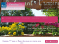Détails : Le Relais de l'Entre-deux Lacs Camping Tarn camping Albi France chalets emplacements