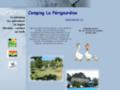 Camping La Périgourdine