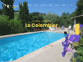 Le Colombier Camping Caravaning 3* Cagnes sur Mer