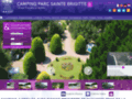 Détails : camping parc sainte Brigitte