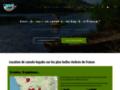 Canoe en France