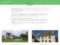 Capture du site http://www.cantal-gites.fr