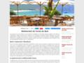 Détails : Les restaurants en Corse du Sud