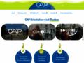 CAP Orientation, conception de parcours d'orientation