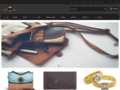 Détails : Boutique en ligne pour accessoires de luxe
