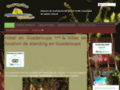 Hotel de charme en Guadeloupe - Deshaies