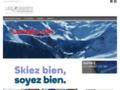 Carnet du ski Roger Laroche