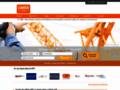 Capture du site http://www.carriere-btp.com/