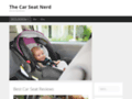 Keeping your baby's car seat clean - Car Seat Nerd
