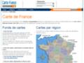 Carte de France et des Pays