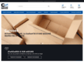 emballage carton sur www.cartonservice.fr
