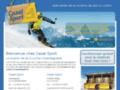 Détails : magasin location ski, station de ski dans les Pyrénnées, materiel sport hiver : casat sport