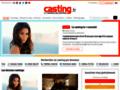 Site #1858 : Casting.fr - N°1 mondial des castings