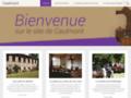 Caulmont  : Hôtellerie fraternelle chrétienne. Halte de prière.