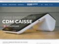 Acheter une caisse enregistreuse en suisse romande, encaissement, CDM