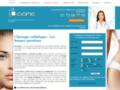 Capture du site http://ceime.chirurgie-esthetique-plus.fr/