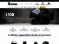 Détails : Centrale du casque – vente en ligne de casques motos et scooters