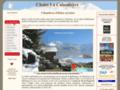 Détails : Chalet La Colombière - Chambres d' hotes sur les balcons de Belledonne