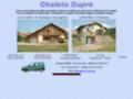 Chalets Dupré : locations touristiques au calme dans les Hautes Vosges