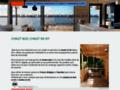 maison bois kit sur www.chaletsdiscount.com