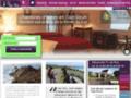 Capture du site http://chambres-hotes-ty-var-roz.fr/