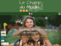 Champ du Moulin camping caravaneige