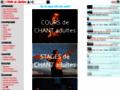 L'Atelier du Chanteur - Cours de chant en ligne