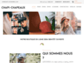 Détails : CHAPI-CHAPEAUX