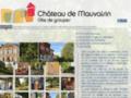 Château de mauvaisin -  - Haute Garonne (Mauvaisin)