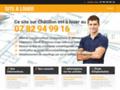 Détails : Les prestations de l'électricien sur Châtillon