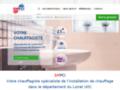 Chauffages : S.M.P.C.I. à Malesherbes (45)