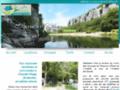 Camping 3 étoiles en Ardèche sud à Casteljau