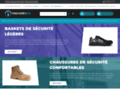 chaussure securite sur www.chaussures-pro.fr