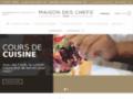 cours de cuisine et événements culinaires