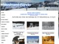Détails : Rencontrez les chiens de traineau de Mush and Rando