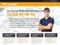 Détails : L'intervention de l'électricien sur Chilly-Mazarin