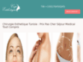 Chirurgie esthetique Tunisie - Devis sejour Medical