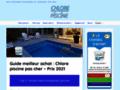 Comparateur de prix : Chlore piscine, jacuzzi