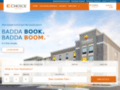 hotel reservations sur www.choicehotels.com