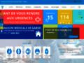 course internet sur www.chu-reims.fr