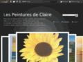 Les Peintures de Claire