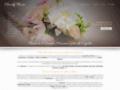 Détails : Boutique de fleurs à Sainte-Maxime