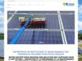 Clean Photo - Nettoyage panneaux photovoltaïques